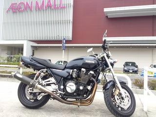 バイクの全塗装で失敗したXJR1200