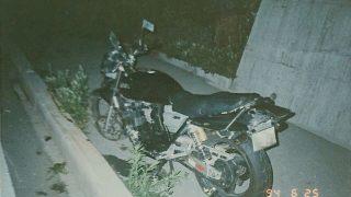 バイクの事故について