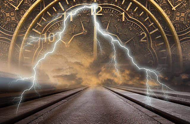 タイムマシンで行きたいのは過去?未来?