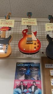 ギブソンのエレキギター