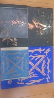 X-japanのtab譜とCD