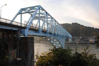 とびしま海道の蒲刈大橋