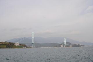 とびしま海道の玄関口、安芸灘大橋