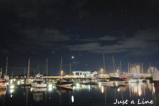 ヨットハーバーの写真