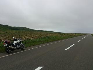 北海道ツーリングの見どころオロロンライン