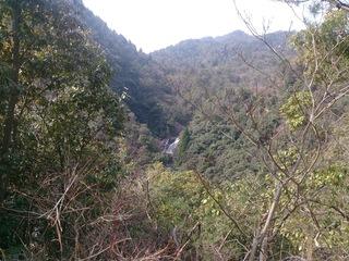 廿日市市大野にある妹背の滝
