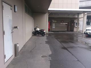北海道ツーリングで泊まったJRイン帯広