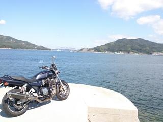 江田島にかかる早瀬大橋