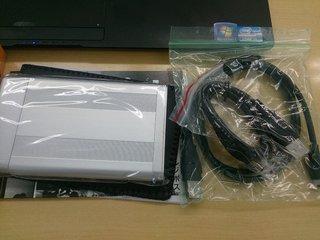 HDDケースの梱包内容