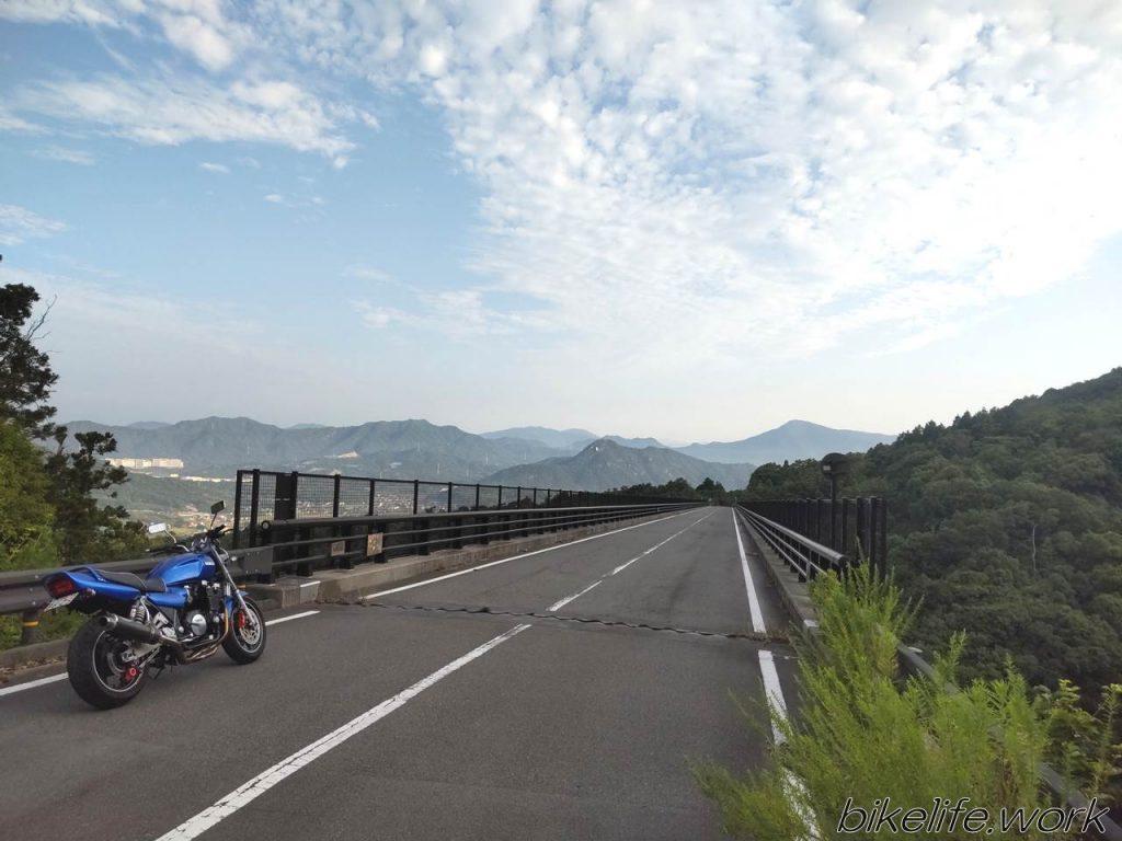 野呂山の天空の橋