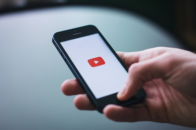 youtubeで動画