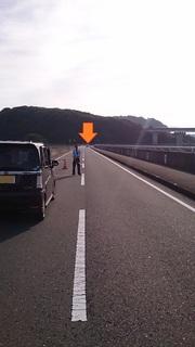 通行止めのくしもと大橋