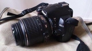 Nikonの入門機D3000