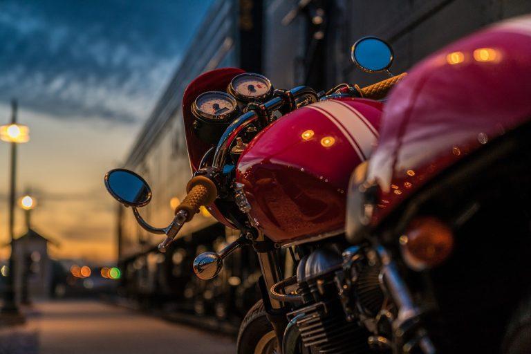 はじめて乗ったオートバイの自慢