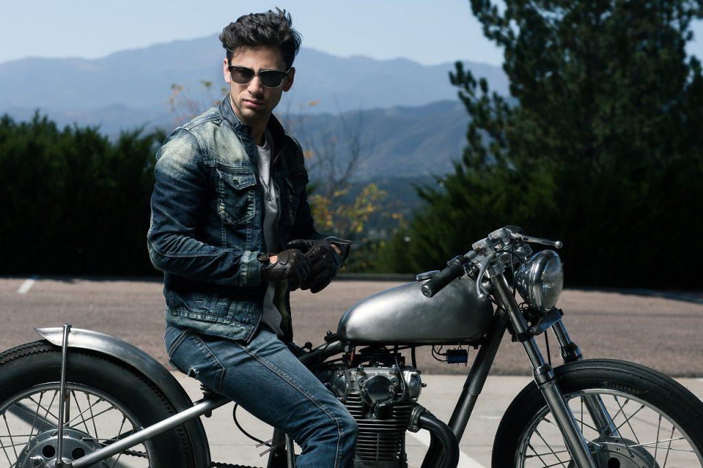 バイクを降りることなくライダーであり続ける自分