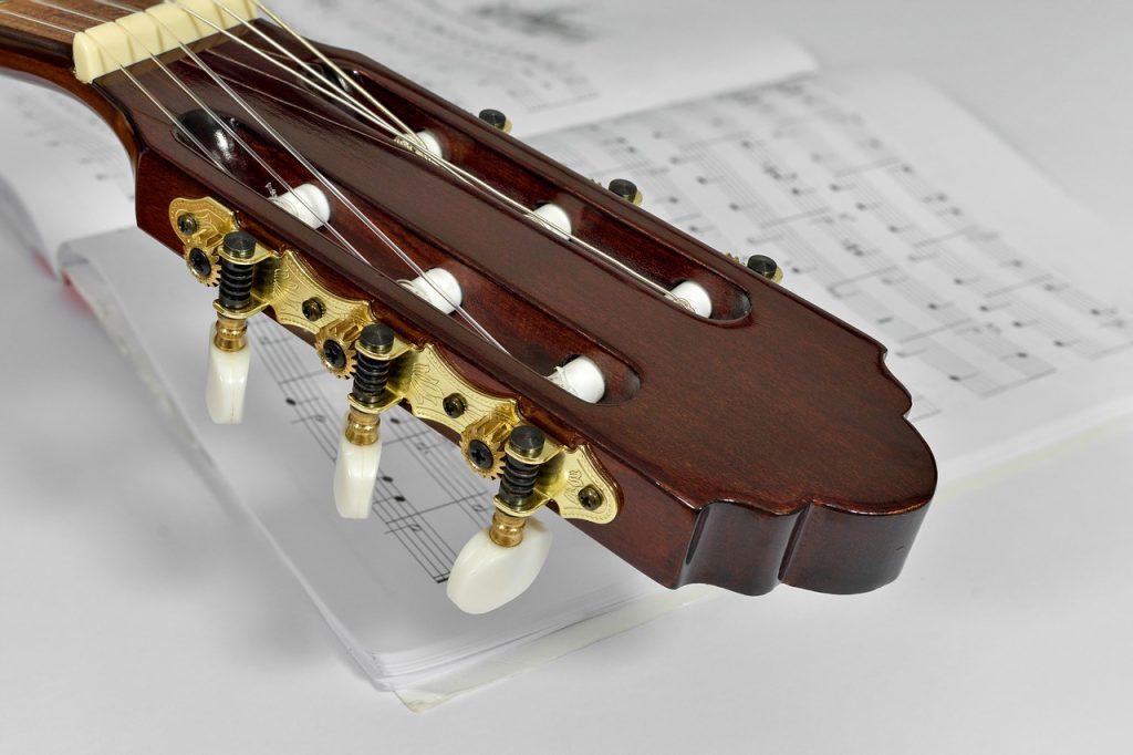ギター初心者におすすめの曲