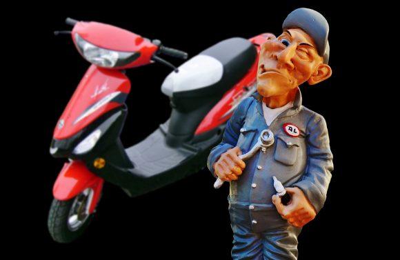 バイクの整備のデメリット