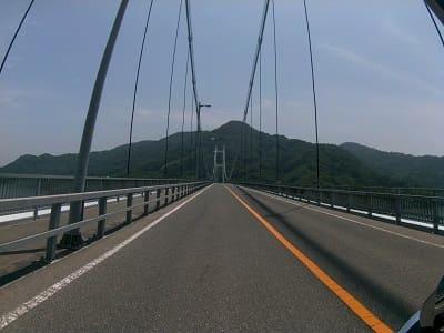 とびしま海道の豊島大橋