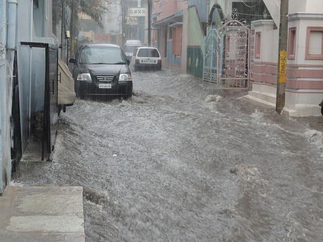 広島に大雨特別警報発令