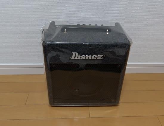 IbanezのベースアンプIBZ-B