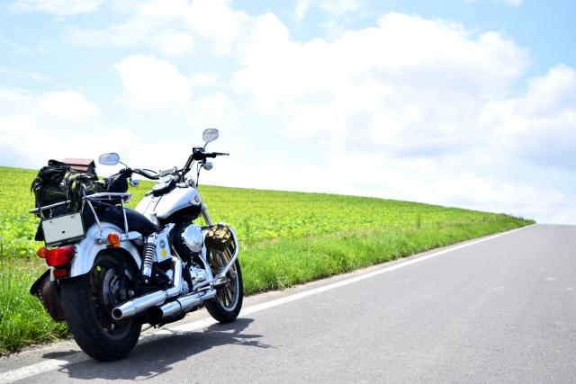 レンタルバイクで行く北海道ツーリング