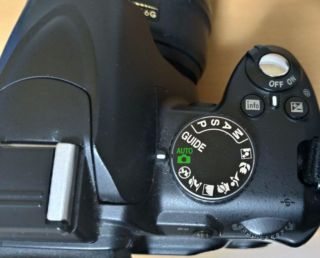 長年使ったNikonのカメラ