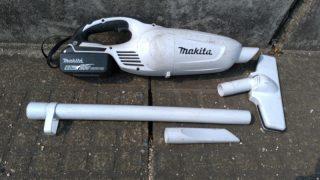 マキタ充電式掃除機CL180FD