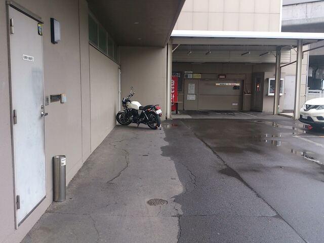 JRイン帯広の駐車場