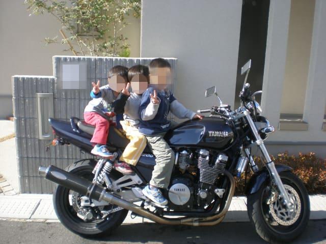 父とバイクの思い出