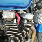 バイクのタペットカバーを綺麗にしたい